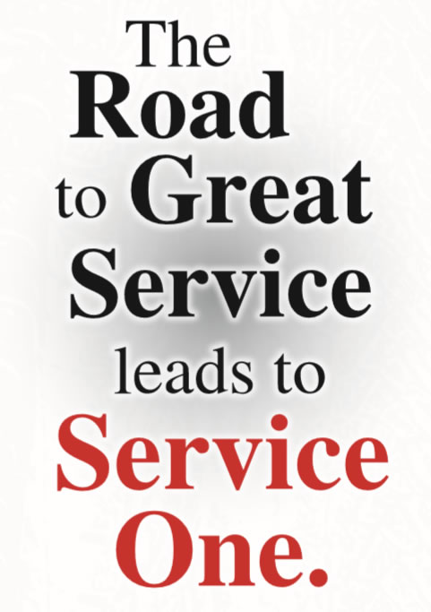 service-one-tag-line
