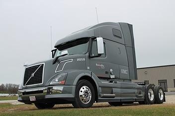 Service One Trasportation Truck - New Volvo Truck